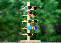 Loaded Glasses Stand